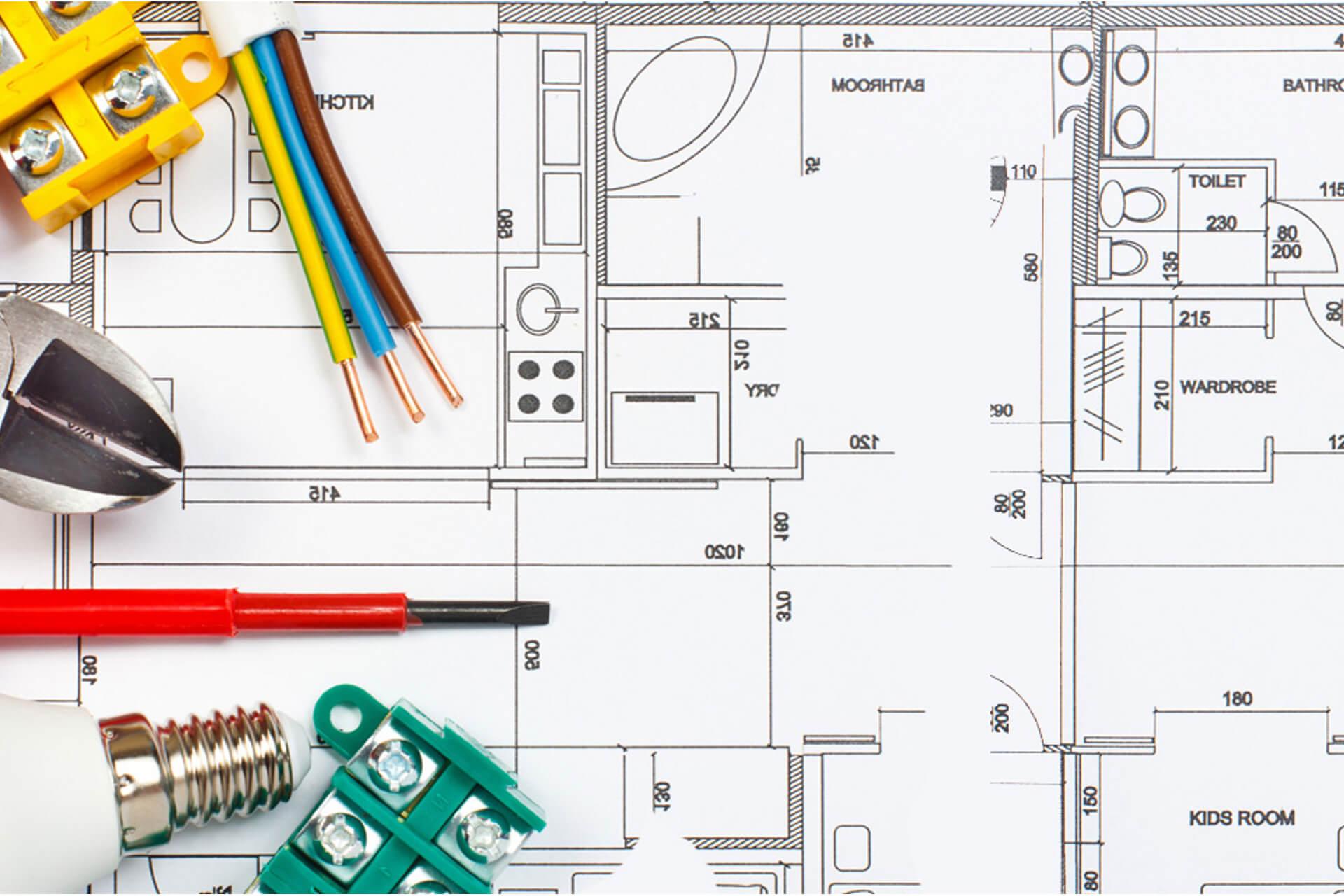 progetto impianto elettrico